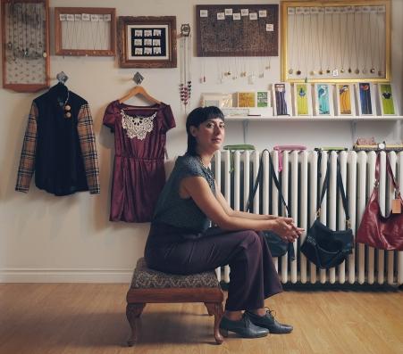 Melissa Ferreira - designer