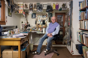 Art Lingren: Fly fishing lures and gear