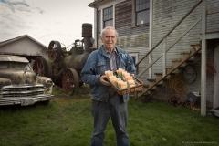 Harold Steves: Seeds